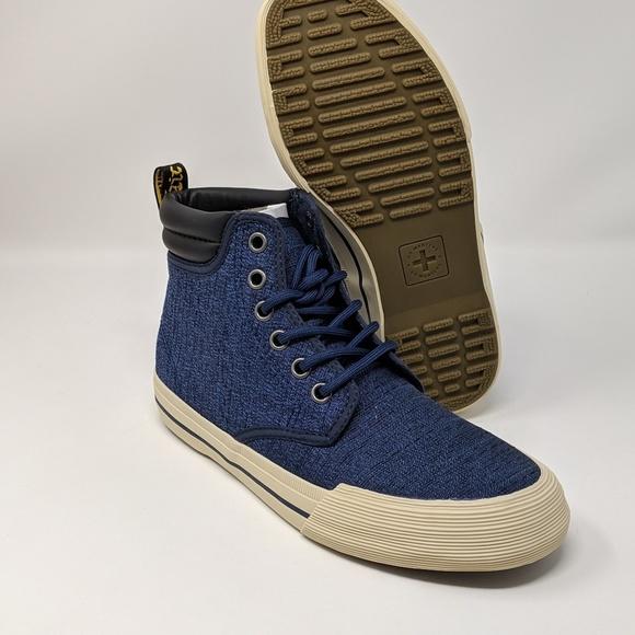 Dr Martens Eason Canvas Boots Unisex